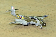 SF298 | SkyFame Models 1:200 | Gloster Meteor NF.14 RAF WS841 264 Sqn., Linton-on-Ouse