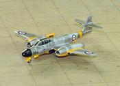 SF304 | SkyFame Models 1:200 | Gloster Meteor TT.20 FAA WD592:HF, 728 Sqn RNAS