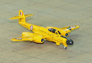 SF303 | SkyFame Models 1:200 | Gloster Meteor NF.14 RAF WS838 A&AEE, Boscombe Down
