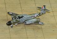 SF295 | SkyFame Models 1:200 | Gloster Meteor NF.14 RAF WS800:A 60 Sqn., Tengah
