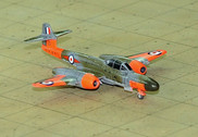 SF301 | SkyFame Models 1:200 | Gloster Meteor NF.14 RAF WS774:D, 2 Air Navigation School