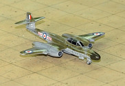 SF300 | SkyFame Models 1:200 | Gloster Meteor NF.14 RAF WS729:A, 153 Sqn., West Malling