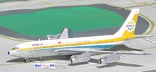 A29YTDB | Aero Classics 200 1:200 | Boeing 707-300 BWIA 9Y-TDB