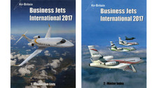 BJI17 | Air-Britain Books | Business Jets International 2017 (2 volumes)