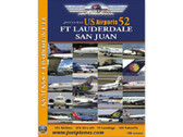 INT_US52 Just Planes DVD International Airports #52 Ft. Lauderdale 160 Minutes
