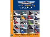 INT_IN75 Just Planes DVD International Airports #75 Malaga 183 Minutes