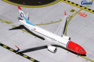 GJNAX1654 | Gemini Jets 1:400 | Boeing 737 MAX 8 Norwegian LN-MAX