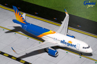 G2AAY664 | Gemini 1:200 | Airbus A320 Allegiant (sharklets)