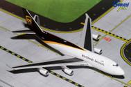 GJUPS1571   Gemini Jets 1:400   Boeing 747-400F UPS N572UP