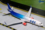 G2SAS656 | Gemini 1:200 | Boeing 737-800 SAS Scandinavian LN-RGI, '70th Anniv.'