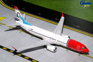 G2NAX660   Gemini 1:200   Boeing 737 MAX 8 Norwegian LN-MAX