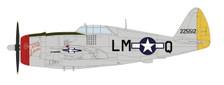 HA8455 | Hobby Master Military 1:48 | P-47D Thunderbolt 42-25512, 'Penrod and Sam', 62nd FS, 56th FG, Robert Johnson | is due : September / October 2017