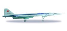 558730 | Herpa Wings 1:200 1:200 | Tupolev Tu-144S Aeroflot CCCP-77107 (Plastic) | is due: September 2017