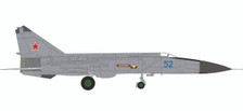 558686 | Herpa Wings 1:200 1:200 | Mikoyan MiG-25PDS Soviet Air Force,52 Blue, 146th Guards Fighter Aviation Regiment,Vasilkov Air Base Ukraine (Die-cast) | is due: September/October 2017