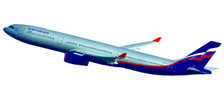 609289-001 | Herpa Snap-Fit (Wooster) 1:200 | Airbus A330-300 Aeroflot VQ-BCV 'B.Pasternak' | is due: September/October 2017