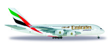 514521-004 | Herpa Wings 1:500 | Airbus A380 Emirates A6-EUK | is due: September/October 2017