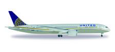 528238-001 | Herpa Wings 1:500 | Boeing 787-9 United Airlines N45956 | is due: September / October 2017