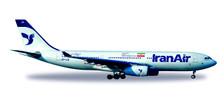 530569 | Herpa Wings 1:500 | Airbus A330-200 Iran Air EP-IJA | is due: September / October 2017