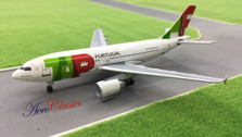 ACCSTEI | Aero Classics 1:400 | Airbus A310-300 TAP Air Portugal CS-TEI | is due: June 2017