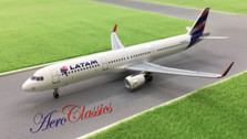 ACCCBEP | Aero Classics 1:400 | Airbus A321 LATAM CC-BEP (winglets) | is due: June 2017