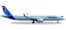 530620 | Herpa Wings 1:500 | Airbus A321neo D-AVXB 'House Colours' | is due: September / October 2017