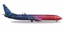530637 | Herpa Wings 1:500 | Boeing 737-900 Alaska N493AS, 'More to Love' | is due: September / October 2017