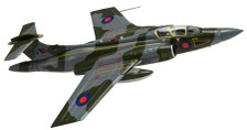 AA34113 | Corgi 1:72 | Blackburn Buccaneer S2, XW538,16 Squadron RAF Gutersloh November 1977 1:72 | is due: November 2017