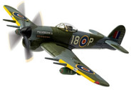 AA36510 | Corgi 1:72 | Hawker Typhoon IV Pulverizer, 440 Sqn, RCAF City of Ottawa 1:72 | is due: September 2017