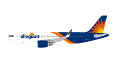GJAAY1659 | Gemini Jets 1:400 1:400 | Airbus A320 Allegiant Air (sharklets) | is due: July 2017