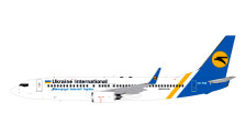 GJAUI1363 | Gemini Jets 1:400 1:400 | Boeing 737-800 Ukraine Airlines UR-PSN | is due: July 2017