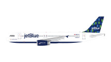 G2JBU662 | Gemini200 1:200 | Airbus A320-200 JetBlue N537JT, 'Hi-Rise' | is due: July 2017
