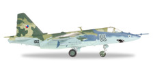 82MLCZ7205 | Herpa Wings 1:72 | Sukhoi Su-25K Czech AF, 32nd zTL, Pardubice, 1996 (with stand)