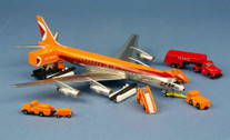 WM129 | Western Models 1:200 | Douglas DC-8-43 CP Air CF-CPI 'Empress of Hong Kong' + GSA