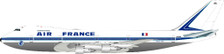 IFCL741AF002P | InFlight200 1:200 | Boeing 747-100 Air France N28888 (polished,incl.stand),(39pcs.) | is due: September 2017