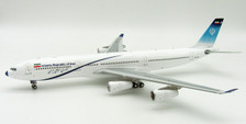 IF3431117 | InFlight200 1:200 | Airbus A340-300 Islamic Republic of Iran EP-AJA (with stand)