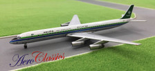 ACN864F | Aero Classics 1:400 | DC-8-61 Saudia Air Cargo N864F | is due: August 2017