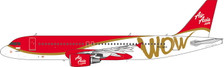 PH11386 | Phoenix 1:400 | Airbus A320 AirAsia Indonesia, 'WOW' PK-AXS | is due: August 2017