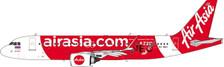 PH11388 | Phoenix 1:400 | Airbus A320neo AirAsia Thailand HS-BBX | is due: August 2017