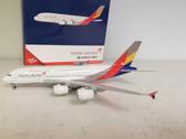 GJAAR1642 | Gemini Jets 1:400 1:400 | Airbus A380 Asiana HL7634