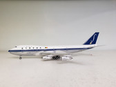 IF741SAB001P | InFlight200 1:200 | Boeing 747-100 Sabena OO-SGA (polished, with stand)