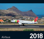 CAL18 | Calendars Calendars | Airbus Wall Calendar 2018 | is due: August 2017