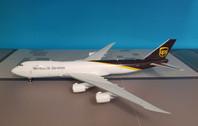 558822   Herpa Wings 1:200 1:200   Boeing 747-8F UPS Worldwide Services N605UP (Plastic)