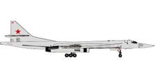 558785 | Herpa Wings 1:200 1:200 | Tupolev Tu-160 Soviet A.F.'White Swan/Blackjack' 184th Guards Heavy Bomber Aerial Rgmt.,(184 GvTBAP) Pryluky AB33 Red (die-cast) | is due: November / December 2017
