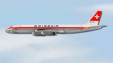 A2HBIDA | Aero Classics 200 1:200 | DC-8-30 Swissair HB-IDA | is due: September 2017