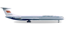 530842 | Herpa Wings 1:500 | Ilyushin IL-62M Aeroflot CCCP-86502 | is due: November / December 2017