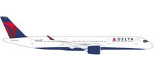530859 | Herpa Wings 1:500 | Airbus A350-900 Delta N501DN | is due: November / December 2017