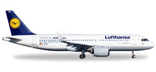 530729 | Herpa Wings 1:500 | Airbus A320neo Lufthansa D-AINB, 'First to Fly A320neo' | is due: November / December 2017