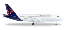 530774 | Herpa Wings 1:500 | Sukhoi SSJ-100 Superjet Brussels Airlines EI-FWD | is due: November / December 2017