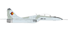 580267 | Herpa Wings 1:72 | MiG-29UB East German AF 'Black 179', 3 Sqn., 'Wladimir Komarow', Preschen AB | is due: November / December 2017