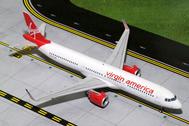 G2VRD678 | Gemini200 1:200 | Airbus A321neo Virgin America N921VA | is due: September 2017